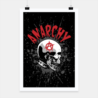 Thumbnail image of Anarchy Poster, Live Heroes