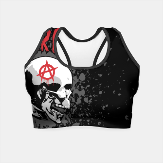 Thumbnail image of Anarchy Crop Top, Live Heroes