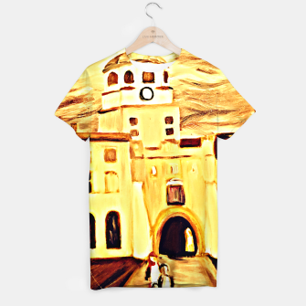 Thumbnail image of Town_T-shirt, Live Heroes