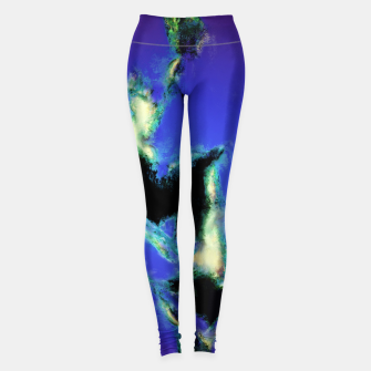 Thumbnail image of A working blue engine Leggings, Live Heroes