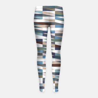 Thumbnail image of TRACES Girl's leggings, Live Heroes