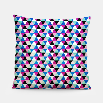 Triangle Pattern – Pillow thumbnail image
