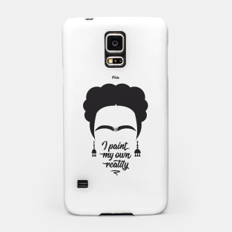 Thumbnail image of Frida Kahlo Quote – Samsung Case, Live Heroes