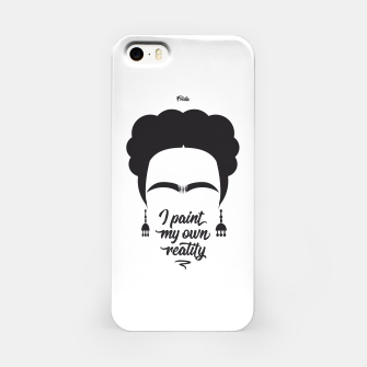 Thumbnail image of Frida Kahlo Quote – iPhone Case, Live Heroes