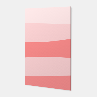 Miniatur Abstract pattern - pink. Canvas, Live Heroes
