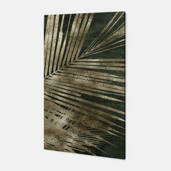 Thumbnail image of golden palms Canvas, Live Heroes