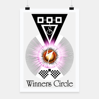 Thumbnail image of Winners Circle Poster, Live Heroes