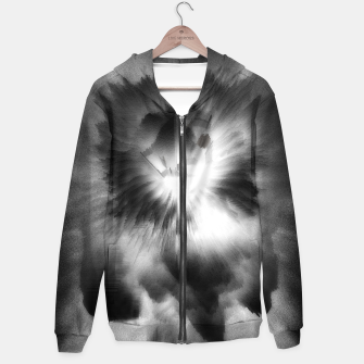 Thumbnail image of A-Synch Ext Wacky Universe Cotton zip up hoodie, Live Heroes