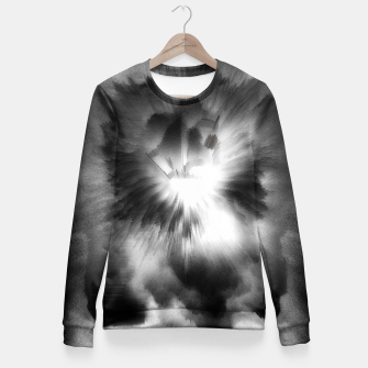 Thumbnail image of A-Synch Ext Wacky Universe Woman cotton sweater, Live Heroes