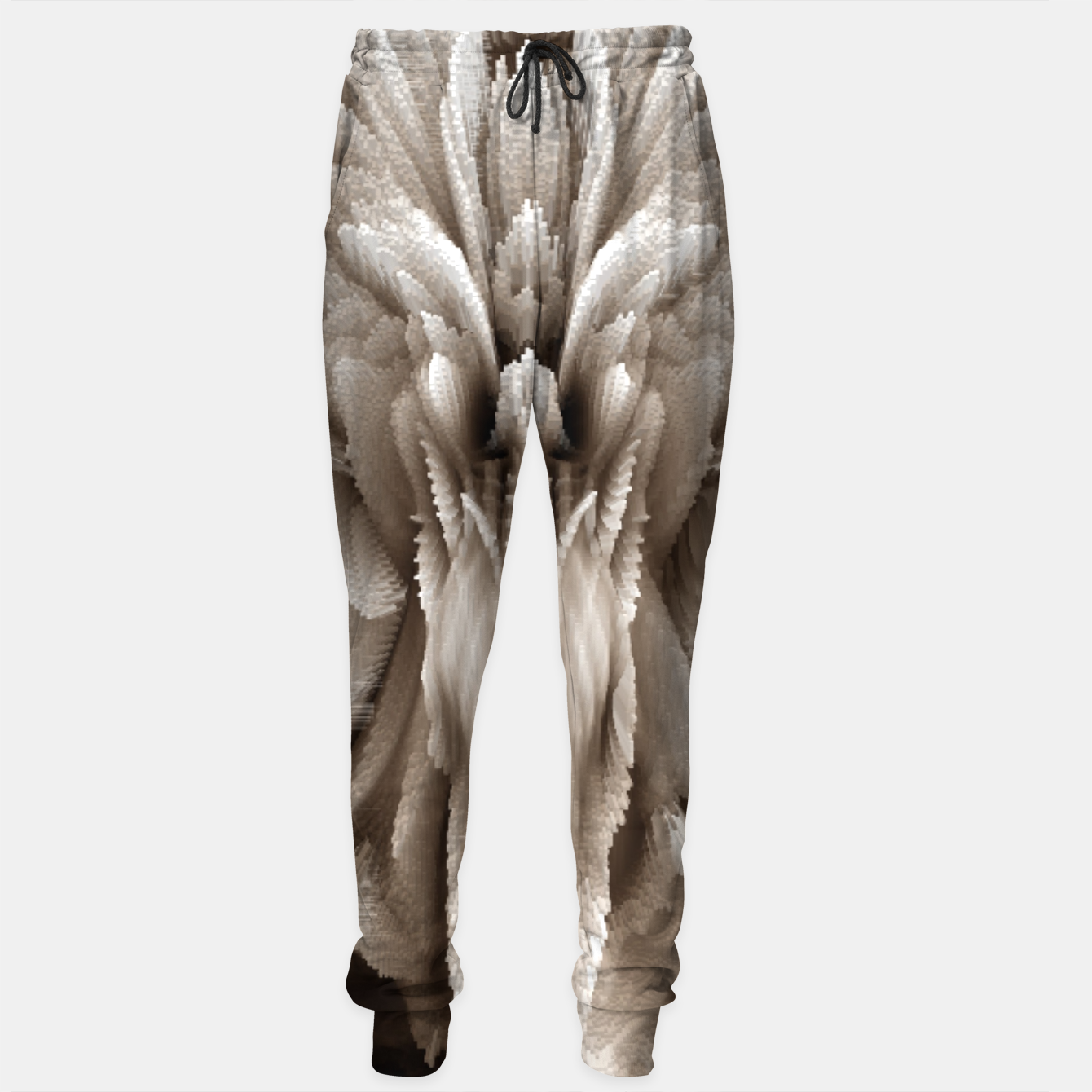 Image of AEGGhostWing Cotton sweatpants - Live Heroes