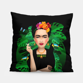 Frida Kahlo – Pillow thumbnail image