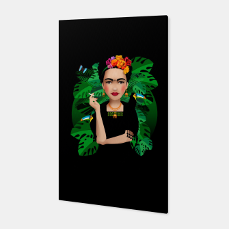 Frida Kahlo – Canvas thumbnail image