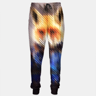 Thumbnail image of Cool Fox Cotton sweatpants, Live Heroes