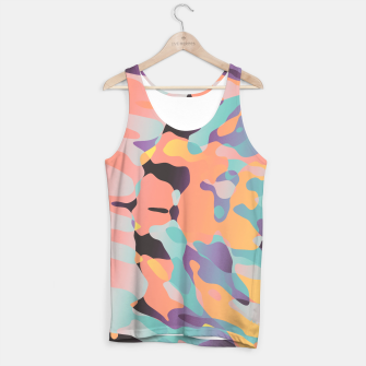 Miniatur Planetary Fragmentation Tank Top, Live Heroes