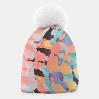 Miniatur Planetary Fragmentation Beanie, Live Heroes
