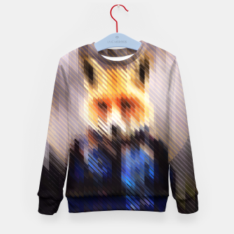 Imagen en miniatura de Cool Fox Kid's sweater, Live Heroes