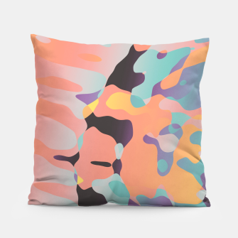 Miniatur Planetary Fragmentation Pillow, Live Heroes