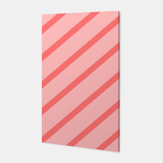 Thumbnail image of Abstract geometric pattern - pink. Canvas, Live Heroes