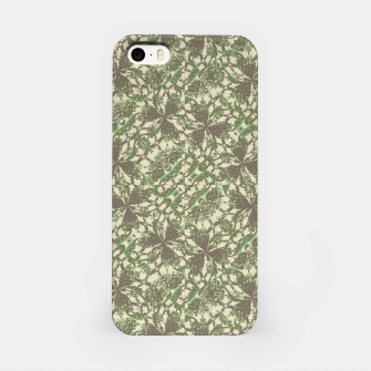 Vintage Baroque Pattern iPhone Case obraz miniatury