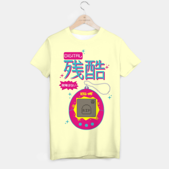 Thumbnail image of digital zankoku Camiseta, Live Heroes