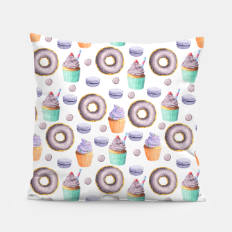 Thumbnail image of Donut Icecream Pillow, Live Heroes
