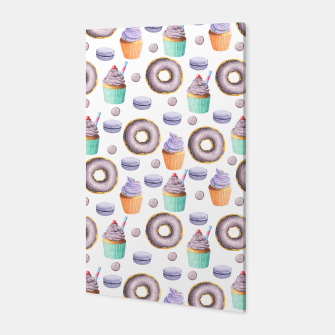 Thumbnail image of Donut Icecream Canvas, Live Heroes