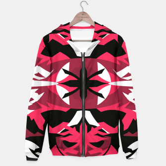 Thumbnail image of LivePink Cotton zip up hoodie, Live Heroes