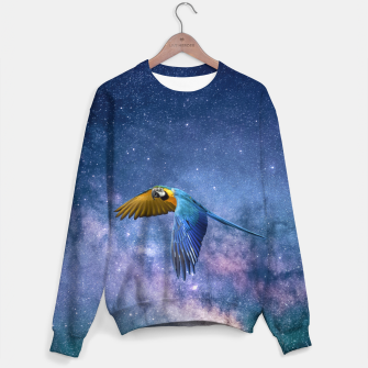 Thumbnail image of Parrot Cotton sweater, Live Heroes