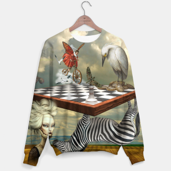 Thumbnail image of Collage LXXVI Cotton sweater, Live Heroes