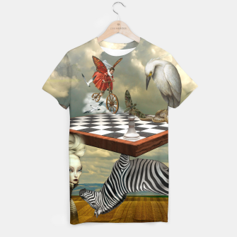 Thumbnail image of Collage LXXVI T-shirt, Live Heroes