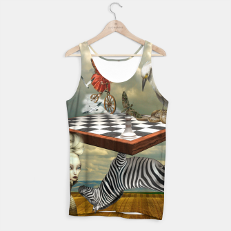 Thumbnail image of Collage LXXVI Tank Top, Live Heroes