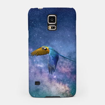 Thumbnail image of Parrot Samsung Case, Live Heroes