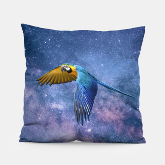 Thumbnail image of Parrot Pillow, Live Heroes