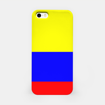 Thumbnail image of Flag of Colombia iPhone Case, Live Heroes