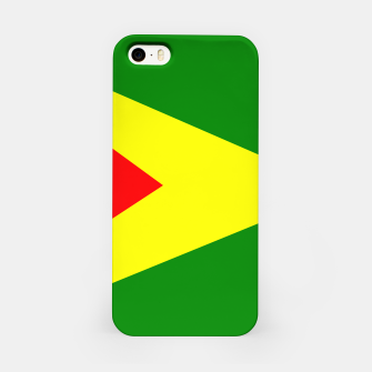 Thumbnail image of Flag of Guyana iPhone Case, Live Heroes
