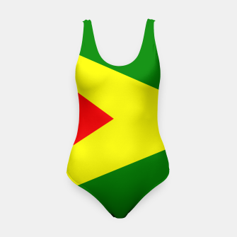 Thumbnail image of Flag of Guyana Swimsuit, Live Heroes