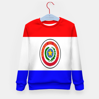 Miniaturka Flag of Paraguay  Kid's sweater, Live Heroes
