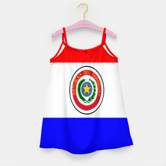 Thumbnail image of Flag of Paraguay  Girl's dress, Live Heroes
