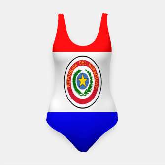 Thumbnail image of Flag of Paraguay  Swimsuit, Live Heroes