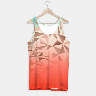 Thumbnail image of Falling Gems Tank Top, Live Heroes