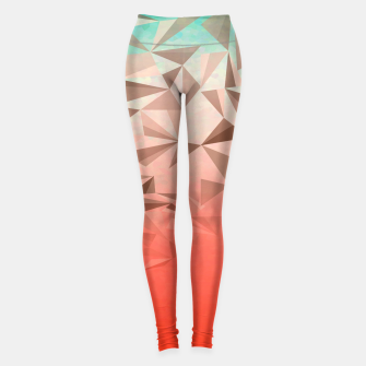 Thumbnail image of Falling Gems Leggings, Live Heroes