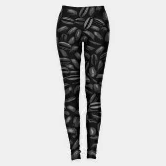 Thumbnail image of First COFFEE Leggings, Live Heroes