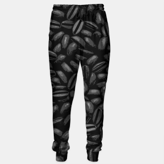 Thumbnail image of First COFFEE Cotton sweatpants, Live Heroes