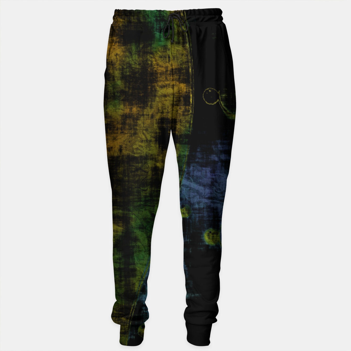 Image of Deluminated Cotton sweatpants - Live Heroes