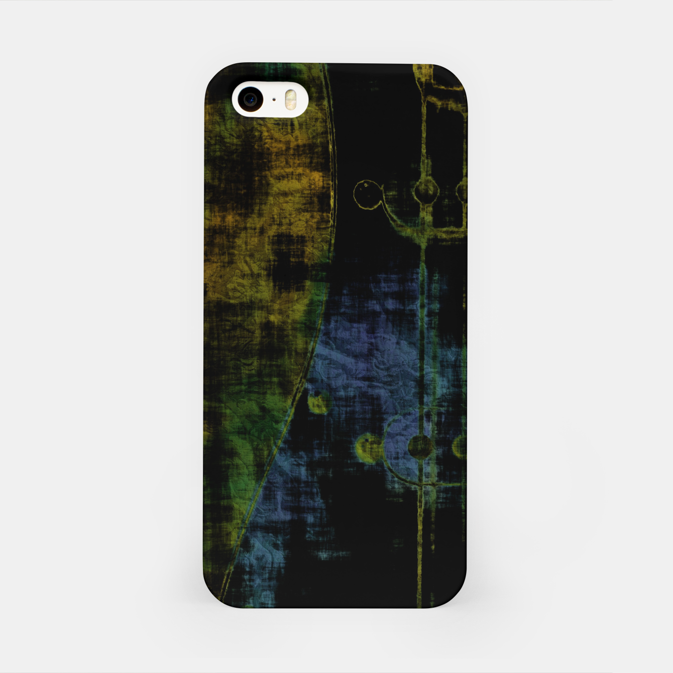 Image of Deluminated iPhone Case - Live Heroes