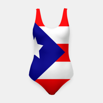 Thumbnail image of Flag of Puerto Rico  Swimsuit, Live Heroes