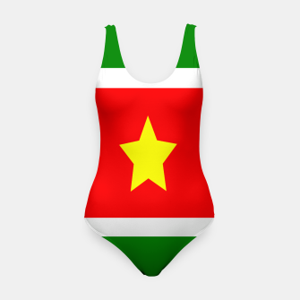 Thumbnail image of Flag of Suriname Swimsuit, Live Heroes