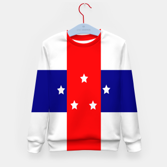 Miniaturka Flag of the Netherlands Antilles Kid's sweater, Live Heroes