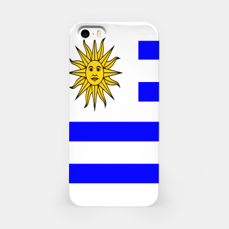 Thumbnail image of Flag of Uruguay iPhone Case, Live Heroes