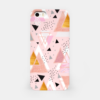 Thumbnail image of Blush Geo iPhone Case, Live Heroes